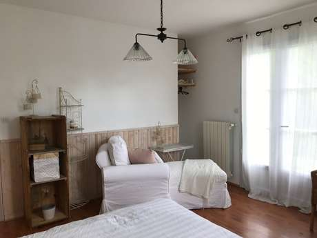CHAMBRE D'HOTES MME PHILIPPOT