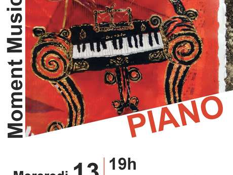 """MOMENT MUSICAL """"PIANO"""" - EMMD"""