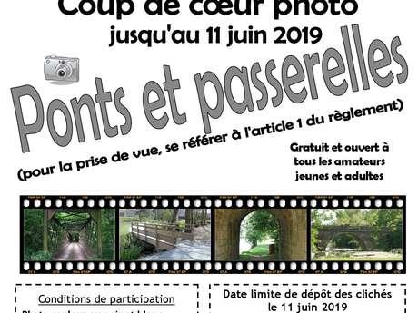 EXPOSITION PHOTO : PONTS ET PASSERELLES
