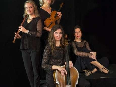 NUITS MUSICALES EN VENDEE ROMANE- AMARILLIS ET MATHIAS VIDAL