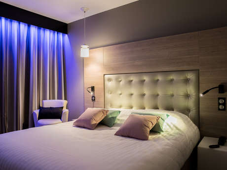 HOTEL-RESTAURANT SPA LE RABELAIS