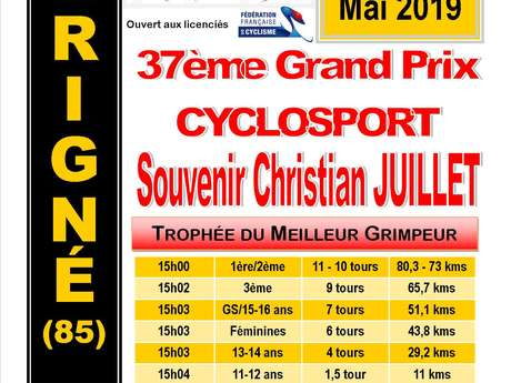 GRAND PRIX CYCLOSPORT