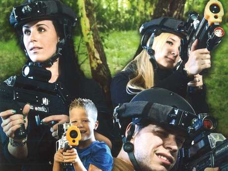 LASER GAME OUTDOOR (L.A.D.F)