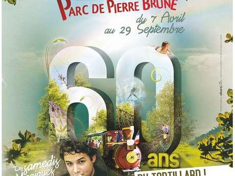 JOURNÉE DU PATRIMOINE DE PAYS AU PARC DE PIERRE-BRUNE