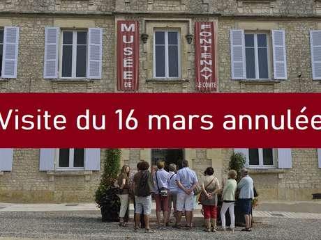 """VISITE EN MUSIQUE """"L'HÔTEL LESPINAY DE BEAUMONT ET SES APPARTEMENTS REMARQUABLES"""""""