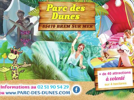 PARC D'ATTRACTIONS DES DUNES