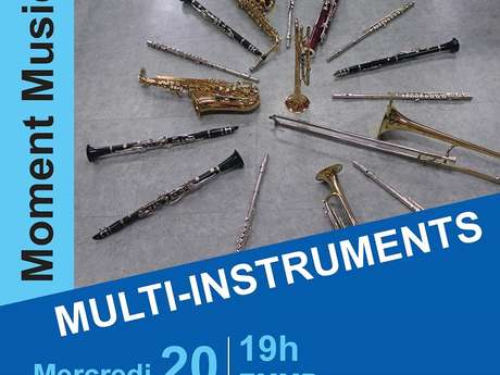 MOMENT MUSICAL ''MULTI-INSTRUMENTS'' EMMD