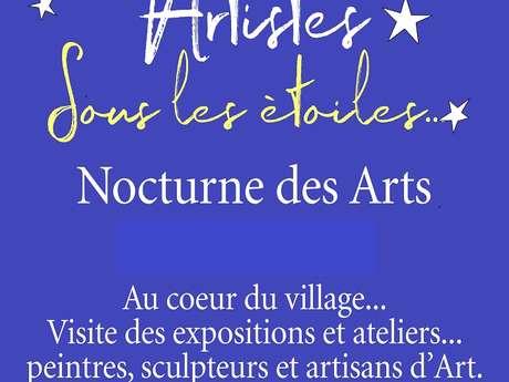 NOCTURNE DES ARTS