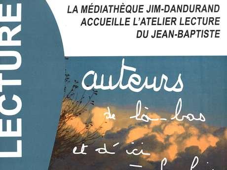 L'ATELIER LECTURE DU THÉÂTRE LE JEAN BAPTISTE
