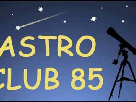 LES 40 ANS DU CLUB D'ASTRONOMIE