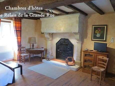 "CHAMBRE D'HÔTES ""LE RELAIS DE LA GRANDE RUE"""