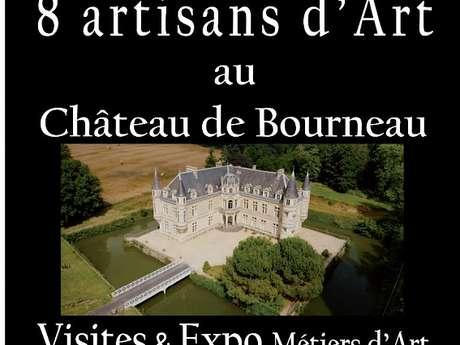 JOURNÉES DU PATRIMOINE AU CHÂTEAU DE BOURNEAU