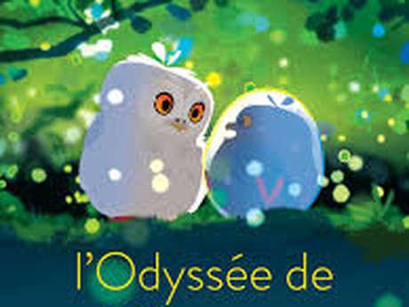 """CINÉ-GOUTER   """" L'ODYSSÉE DE CHOUM """""""