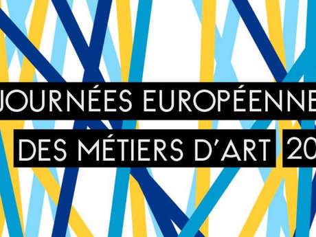 LES JOURNÉES EUROPÉENNES DES MÉTIERS D'ART (JEMA)