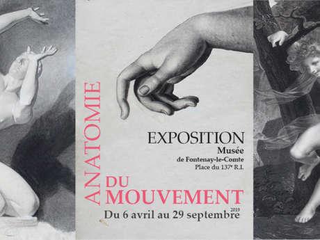 EXPOSITION « ANATOMIE DU MOUVEMENT »