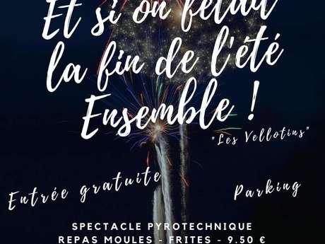 FÊTE DE L'ÉTÉ AU POIRÉ-SUR-VELLUIRE