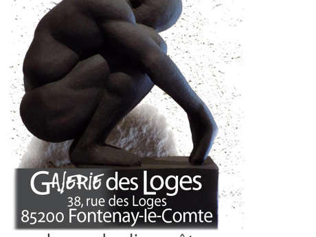 "EXPOSITION ""SCULPTURES & DESSINS"""