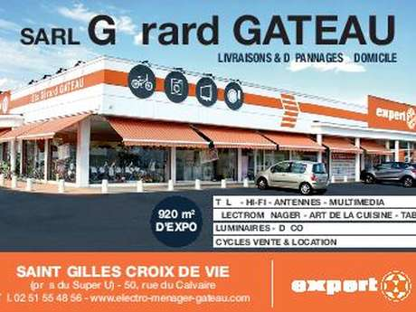 LOCATION DE VELOS -ETS GERARD GATEAU
