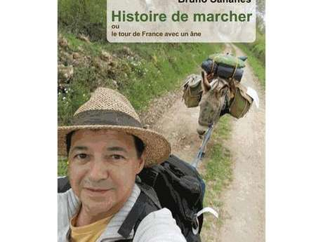 """CONFÉRENCE UTL """"HISTOIRE DE MARCHER : OU LE TOUR DE FRANCE AVEC UN ÂNE"""""""