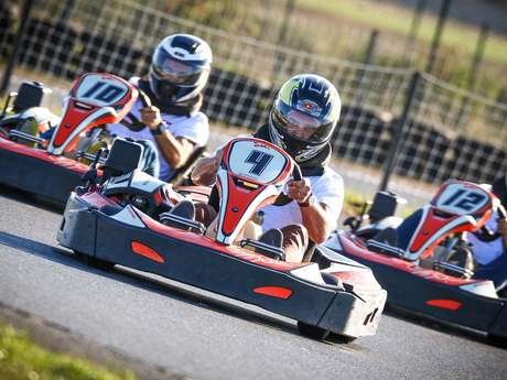 "KARTING ""CIRCUITS DE VENDÉE"""