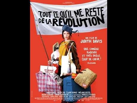 CINÉ RENCONTRE «TOUT CE QU'IL ME RESTE DE LA RÉVOLUTION»