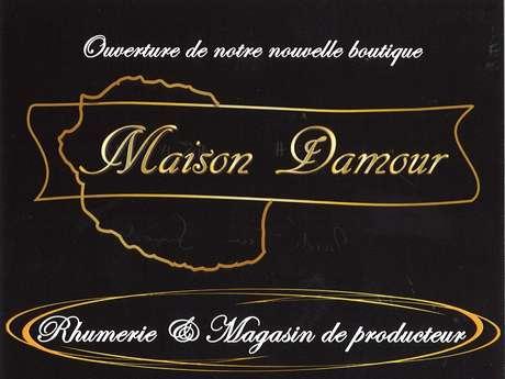 """RHUMERIE """"MAISON D'AMOUR"""""""