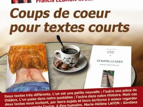 LES SOIRÉES DU PASSEUR DE MOTS À LA MÉDIATHÈQUE