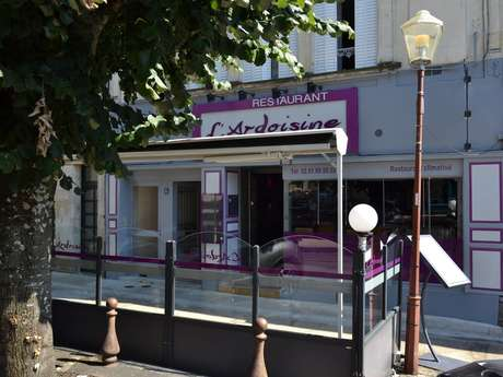 RESTAURANT L'ARDOISINE