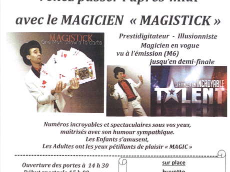 MAGISTICK