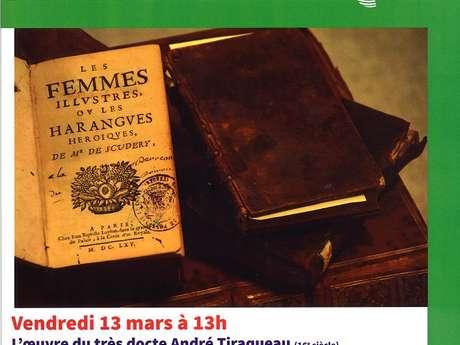 LE FONDS ANCIEN DE LA MÉDIATHÈQUE DE FONTENAY, VILLE DES ILLUSTRES