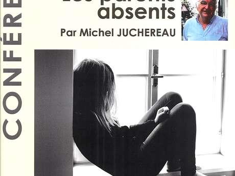 """CONFÉRENCE """"PAROLES ET REGARDS"""" AVEC MICHEL JUCHEREAU"""