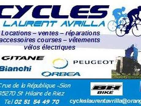 CYCLES LAURENT AVRILLA