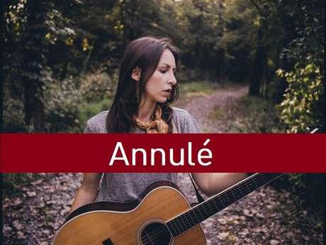 """CONCERT """"BROOKE ANNIBALE """" - ANNULÉ POUR CAUSE DE COVID19"""