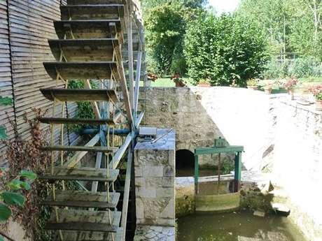 Moulin de St Géraud