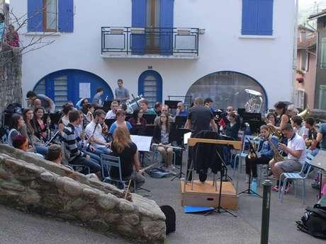 Concert classique à la Placette des Arts