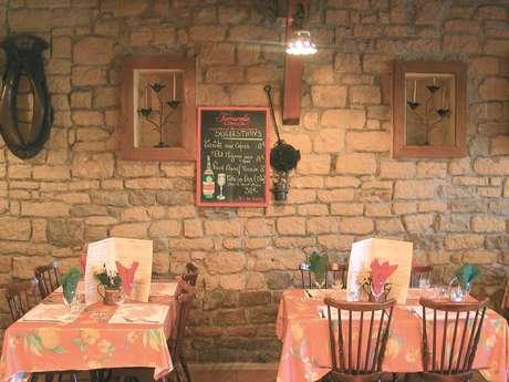 """Restaurant """"Auberge du Cheval Blanc"""""""