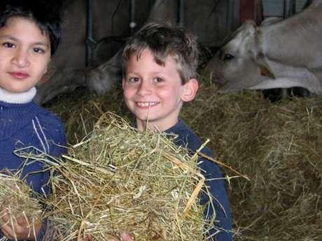 Séjour enfant : Nature et Découverte 6-10 ans