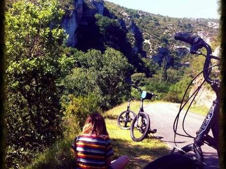 Les vélos de Josette