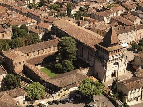 L'Abbaye de Moissac
