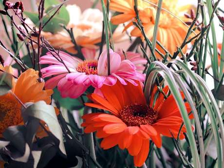 Martine fleurs