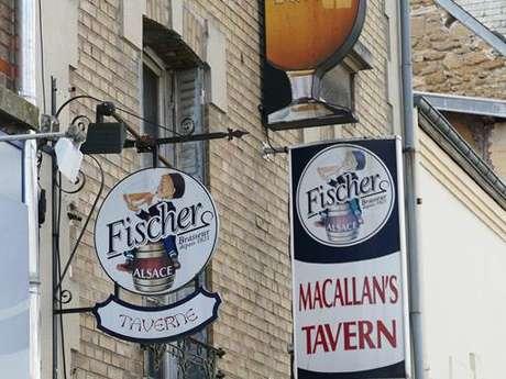 Le Macallan's tavern