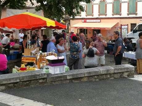 Marchés Occitans et animations