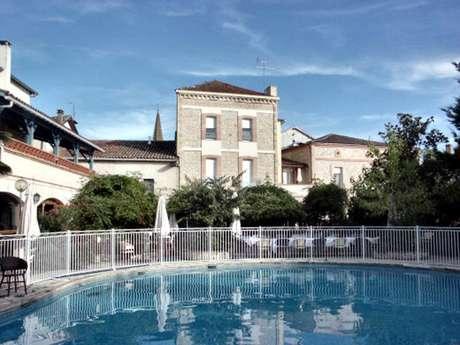 Hôtel Résidence Larroque