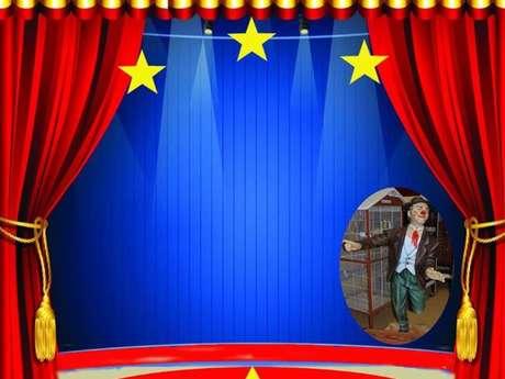Cirque spectacle contemporain