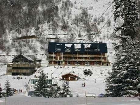 Vacation resort Le St. Bernard in Ascou Pailhères