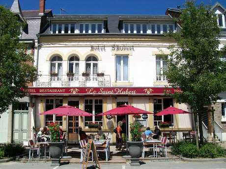 Restaurant Le Saint-Hubert