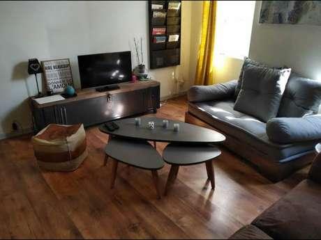 Mme Sarny - Appartement meublé