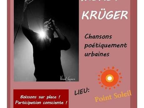 Concert Mehdi Krüger au Point Soleil