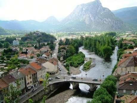 Tarascon sur Ariège et Banat