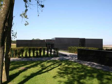 Visite architecturale du Mémorial 14'18